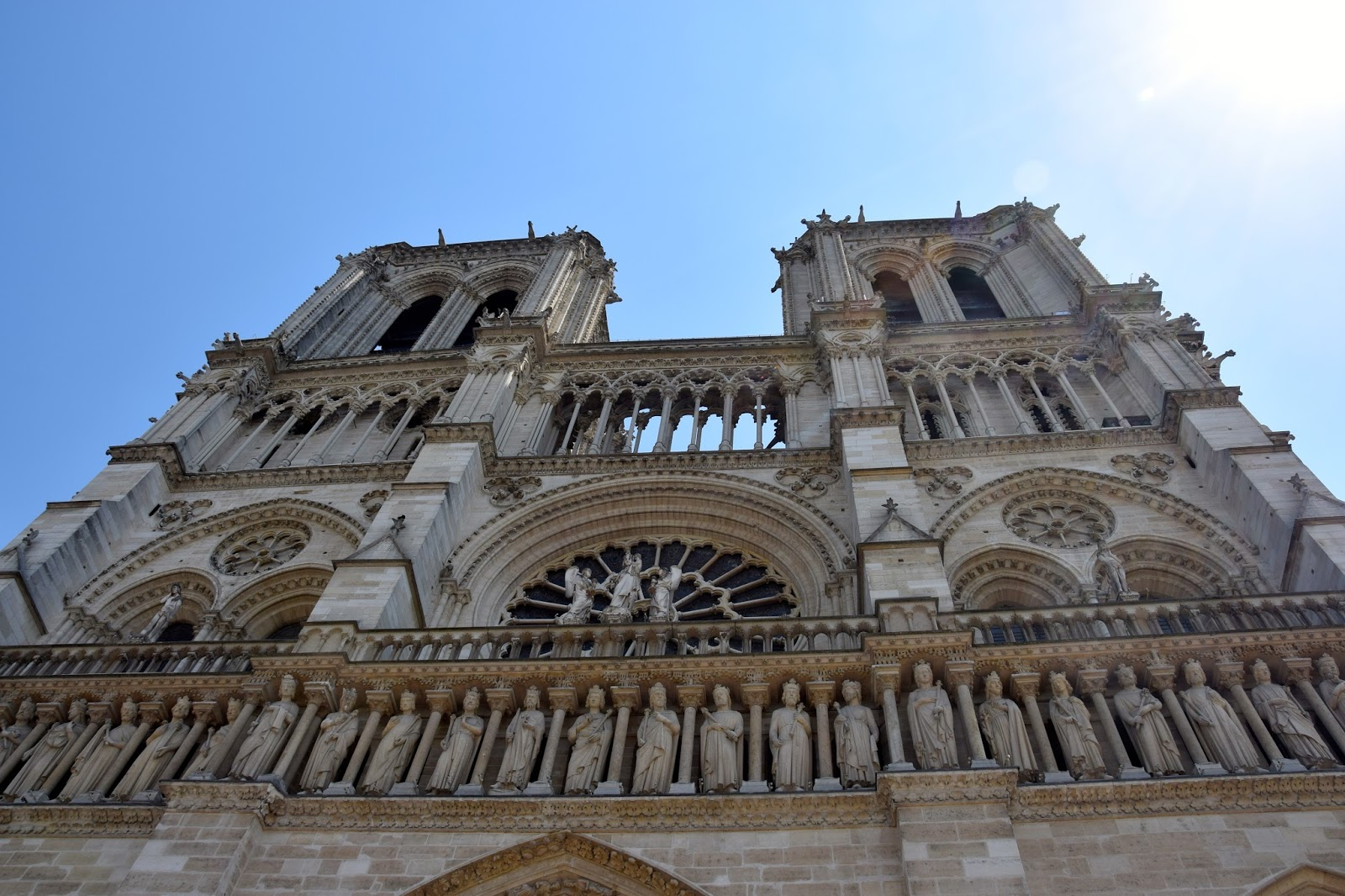 moi: Notre Dame & The Best Korean on the 15th