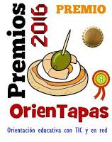 PRIMER PREMIO DEBLOGS DE ORIENTACIÓN EDUCATIVA PARA ELORIENTTABLOG