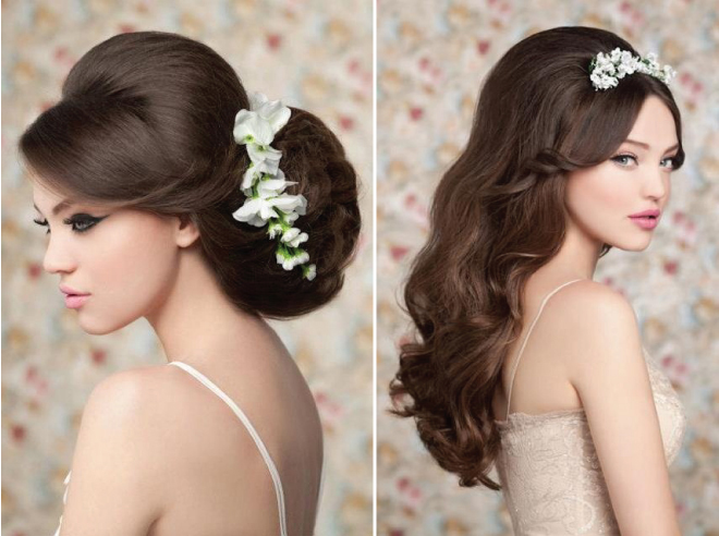 12 Steal-Worthy Wedding Hairstyles - Belle The Magazine