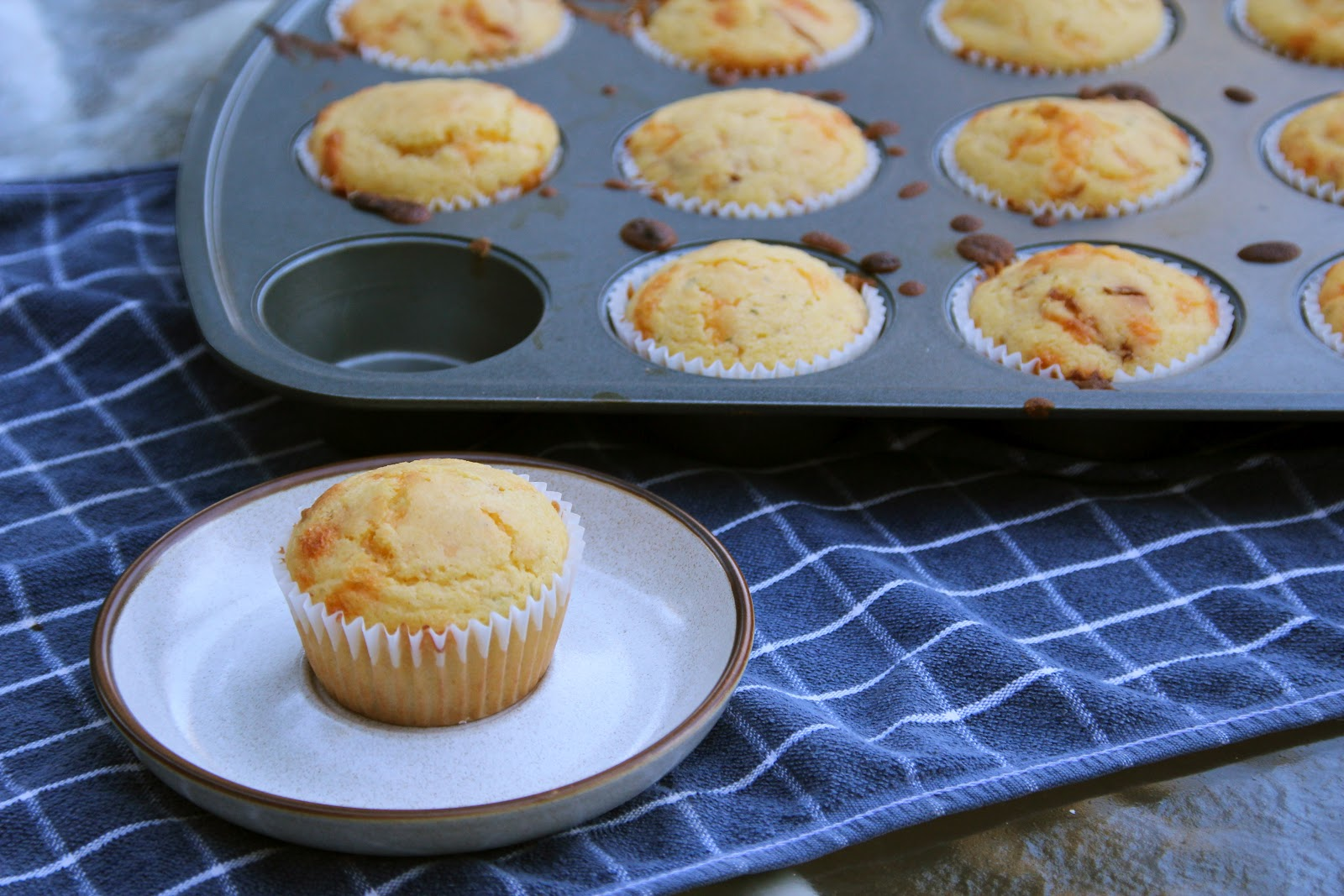 Do You Know the Muffin Pan?: Caramelized Onion, Cheddar ...