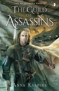 The Guild of Assassins book cover
