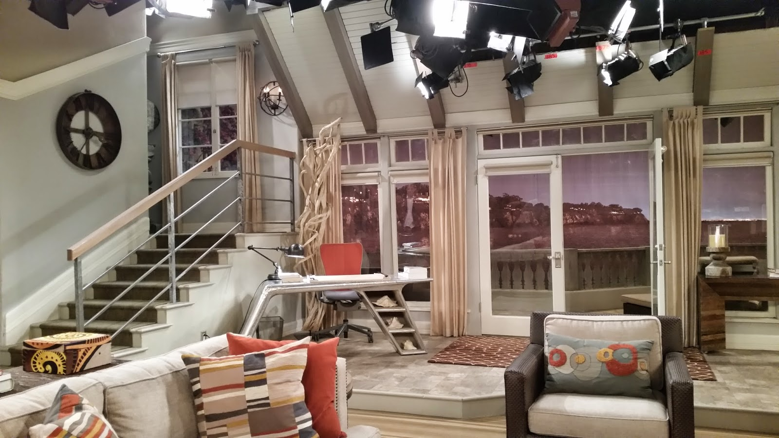 Two And A Half Men Set Design Images