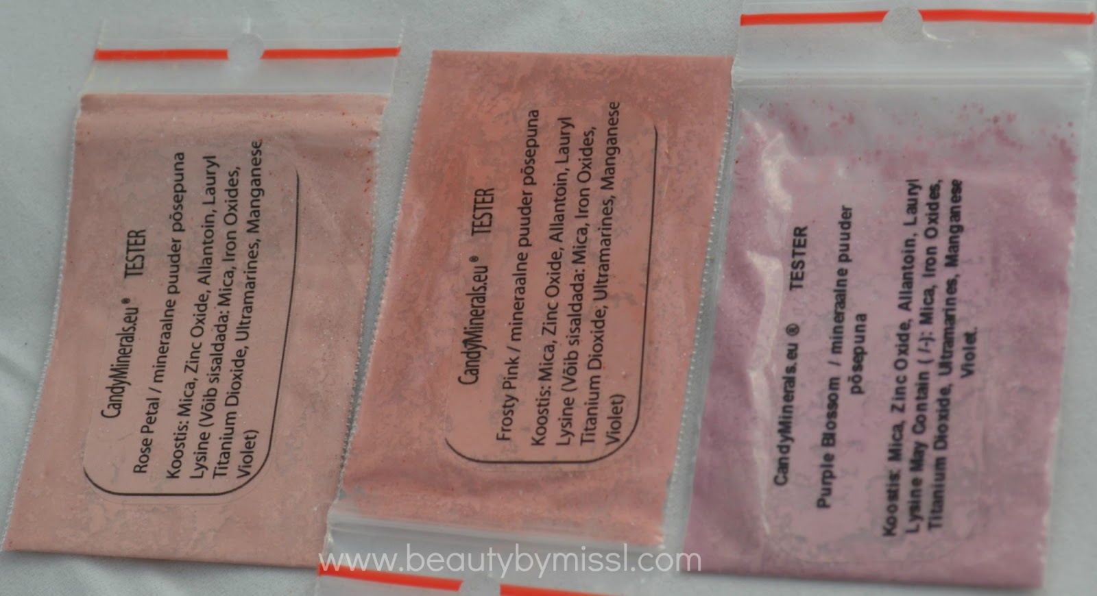 sample, review, swatch