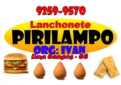 LANCHONETE PIRILAMPO DE LIMA CAMPOS - CE