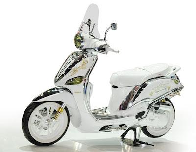 Filano Thailand 113cc Skuter Elegan | Foto Gambar Modifikasi Motor