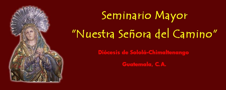 "Seminario Mayor ""Nuestra Seora del Camino"""