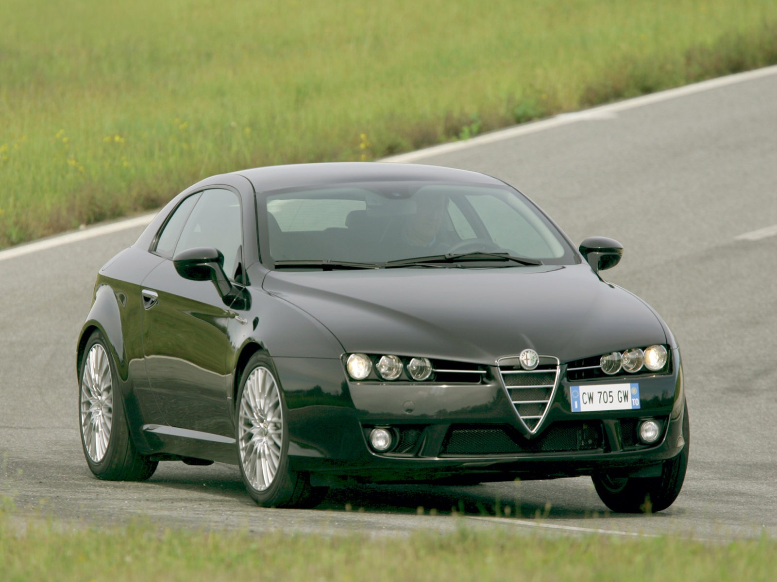 car pictures alfa romeo brera 2005. Black Bedroom Furniture Sets. Home Design Ideas