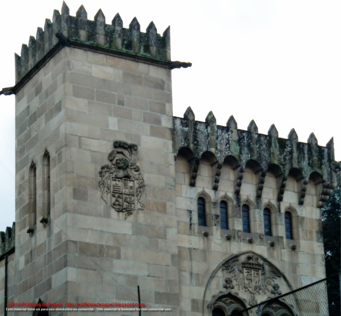 Santo Angel, Ourense
