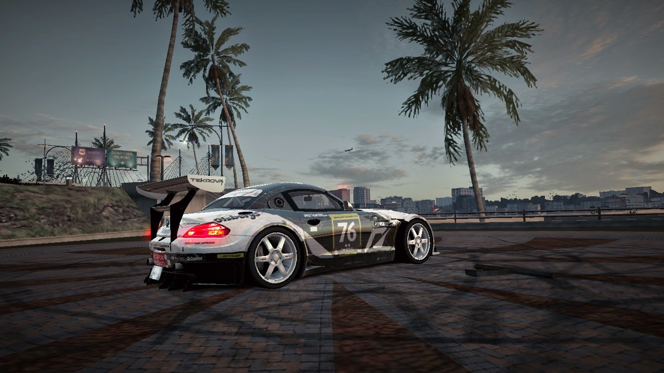 bmw z4 gt3 nfsworld wallpaper