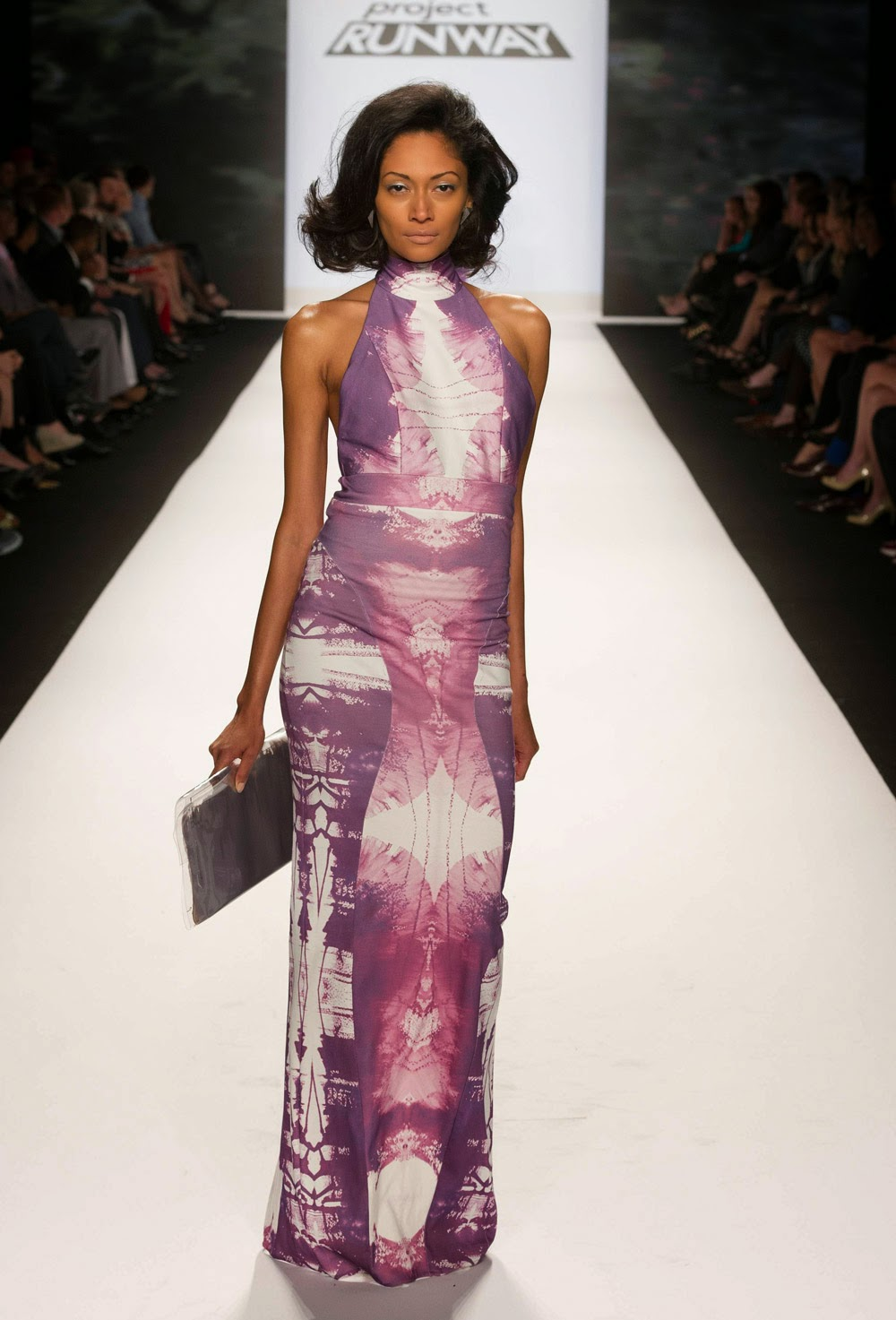 Fashion week Runway project winner shows at fashion week for girls