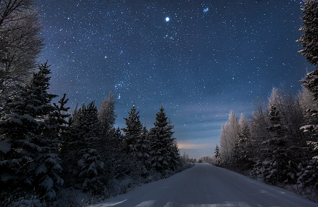 Stunning Finland Night Photography by Mikko Lagerstedt