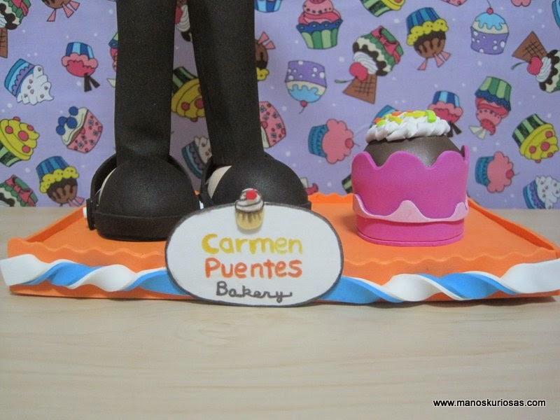Fofucha Carmen Puentes Bakery