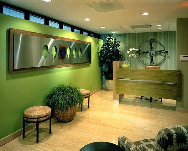 Reception Desk First Impression