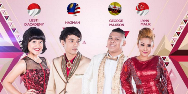 Penilaian Sementara Dangdut Academy Asia Group C Tgl 23 November 2015