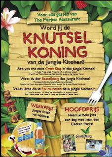 Word jij de Knutsel Koning?