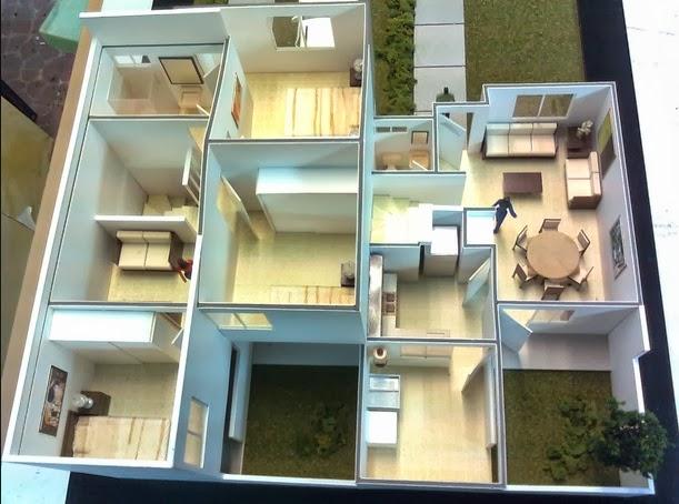 Casa de este alojamiento como hacer una casa con - Casa de materiales ...