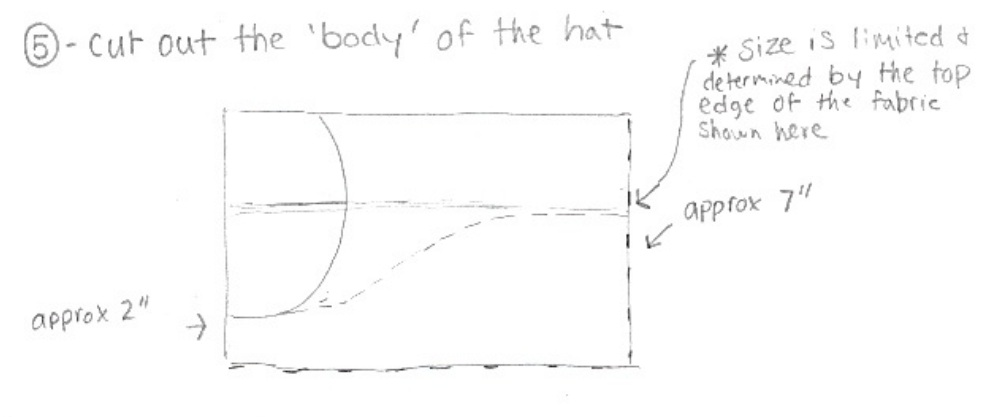 The Way It Is Diy Pattern For Surgical Scrub Or Chemo Hat