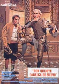 descargar Cantinflas: Don Quijote Cabalga de Nuevo – DVDRIP LATINO