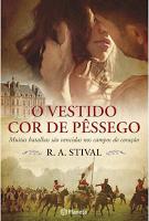 """Passatempo com a Editora Planeta - """"O Vestido Cor de Pêssego"""" de R. A. Stival"""