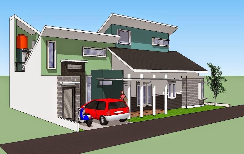 model atap rumah minimalis 2015