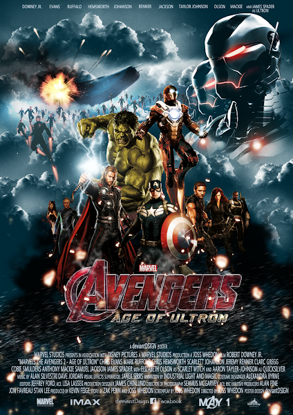 Avengers Age of Ultron (2015) Subtitle Indonesia