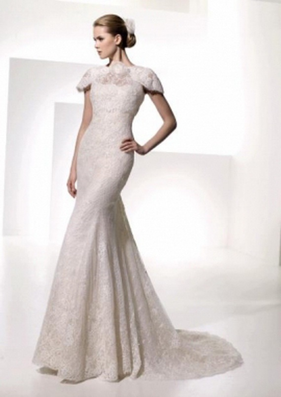 Bridal Dresses with Color