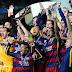 Barcelona esmaga River Plate e é campeão do Mundo