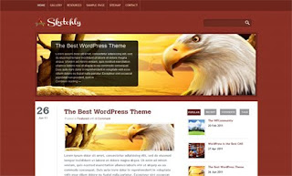 Sketchly WordPress Theme