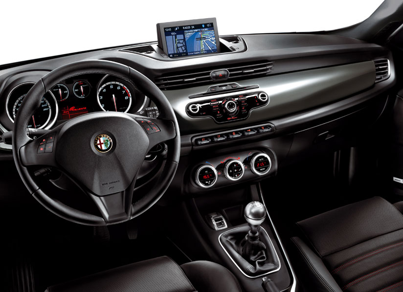 Luxury Autos Alfa Rome Giulietta