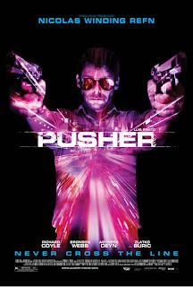 baixar capa Pusher   DVDRip AVI + RMVB Legendado