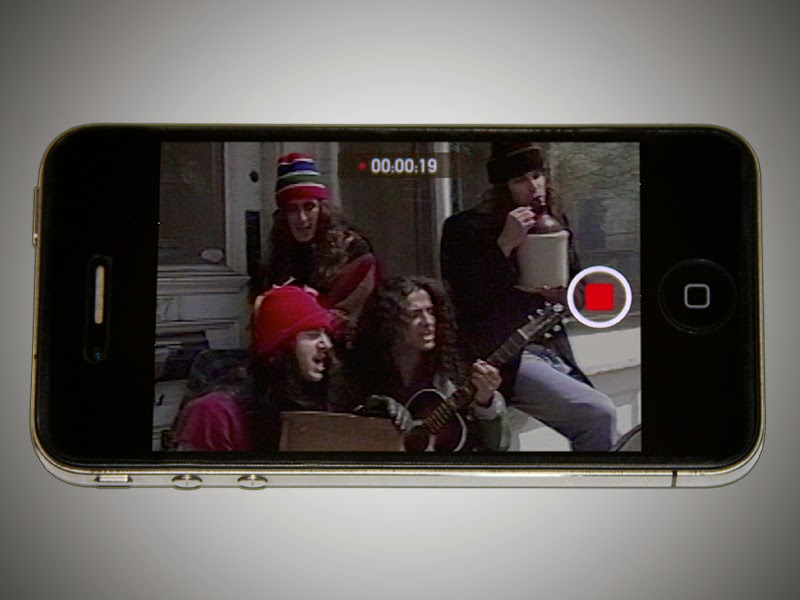 Properly using your mobile device for video.