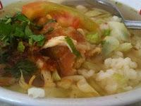 Wisata Kuliner Kulon Progo : Soto Pak Paiman