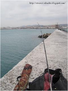 Рыбалка зимой на Черном море