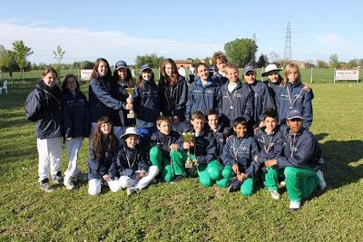 Olimpia Casteller Campione U13 2012