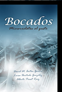 Bocados, un libro de microrrelatos para alimentar la imaginacin