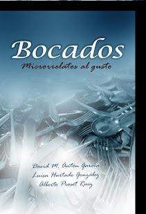 Bocados, un libro de microrrelatos para alimentar la imaginación
