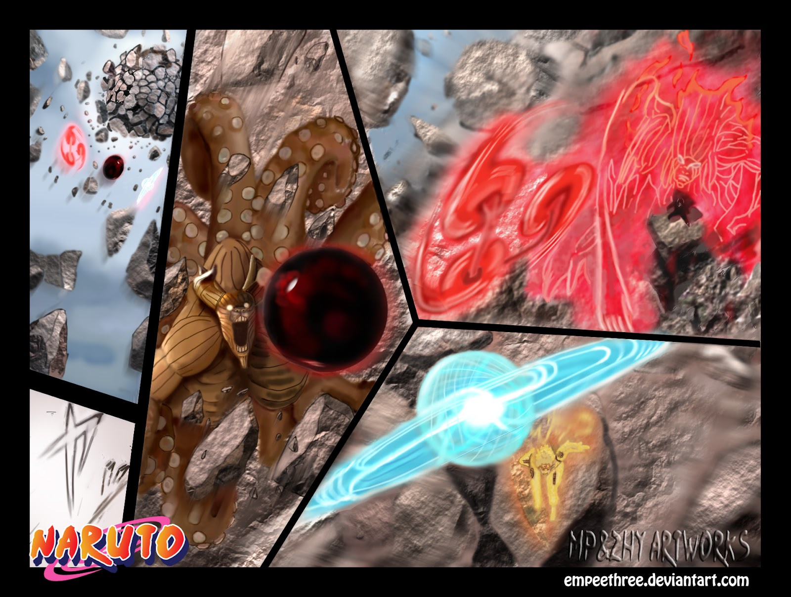 Naruto - Chapter 555 - Pic 18