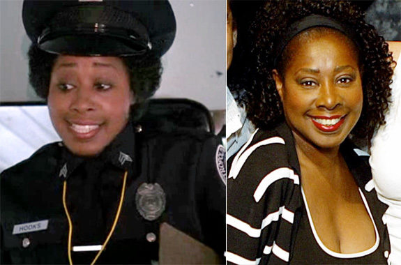 Marion Ramsey as Cadet Laverne ...