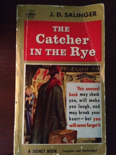 new essays on the catcher in the rye Free essays - depression in the catcher in the rye - depression in the catcher in the rye the catcher in the rye by, jd salinger is told through holden the narrative in the story the setting of the novel takes place in the 1940's early 1950's.