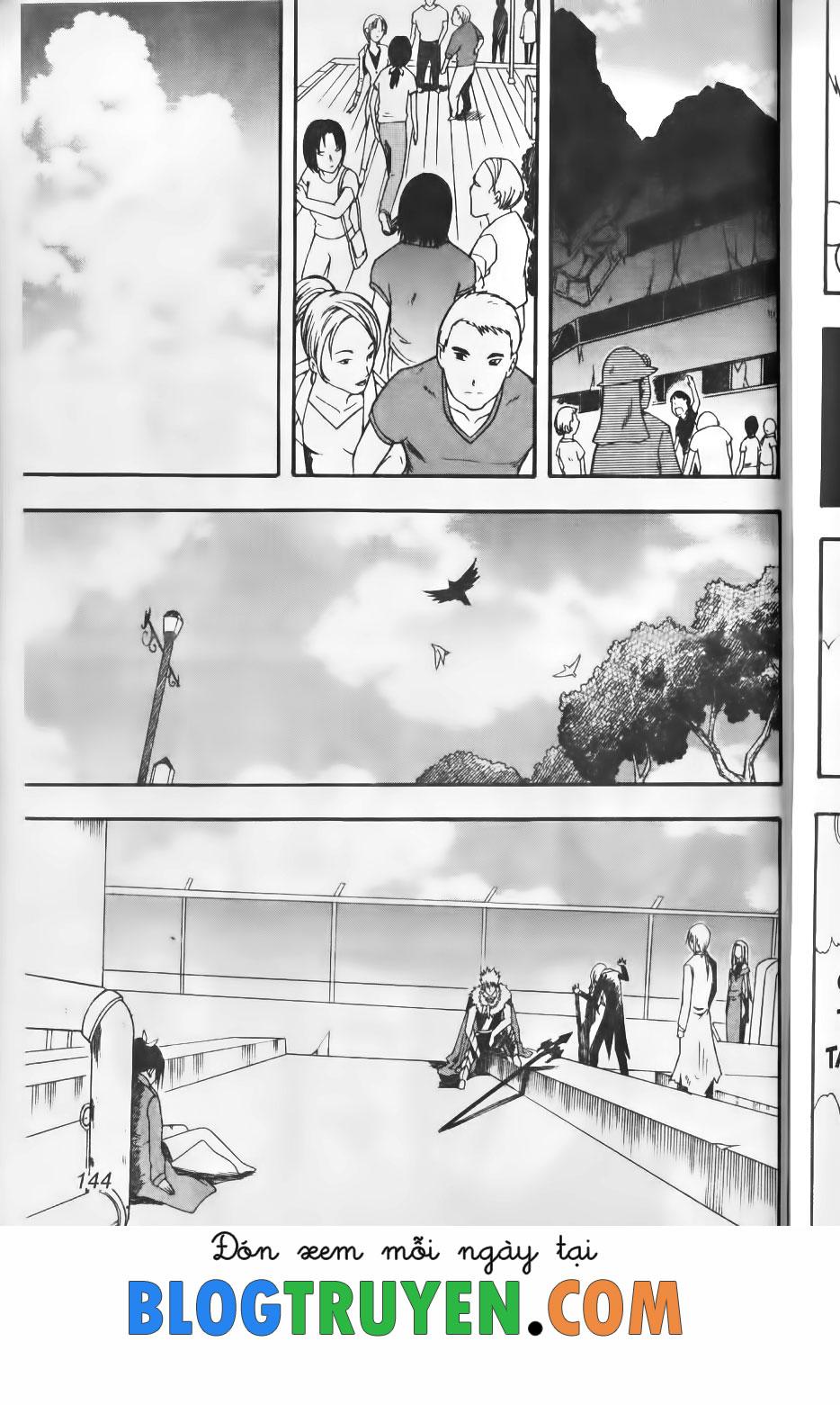 Gumiho – Hội Pháp Sư chap 78 Trang 39