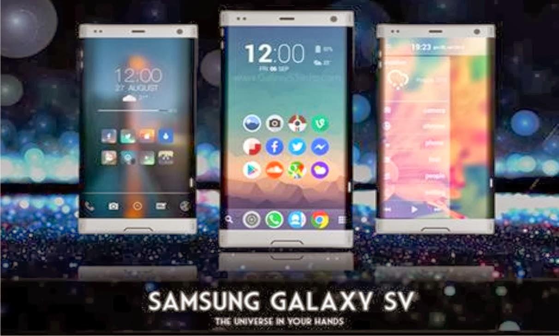 Spesifikasi Galaxy S5