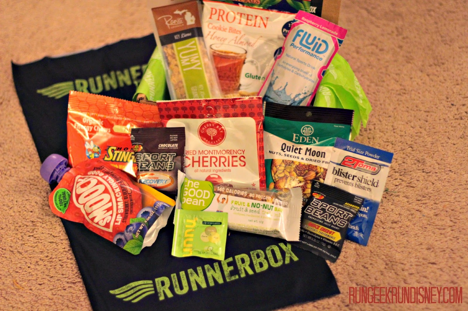 Runnerbox: the Goods