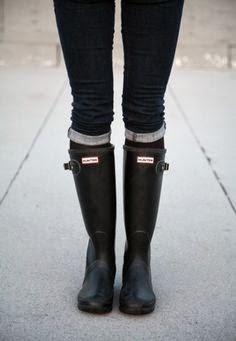 Hunters boot