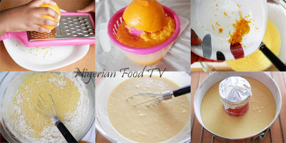 Easy Orange Juice Cake (Orange Cake), nigerianfoodtv, cake recipes Easy Orange Juice Cake (Orange Cake), nigerianfoodtv, cake recipes