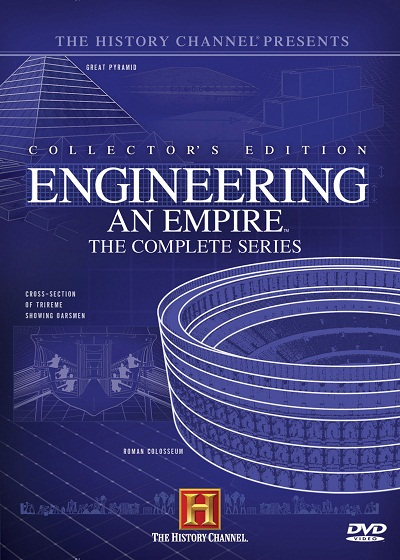 architectural  engineering  empire complete series  history channel