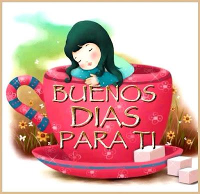 tarjetas buenos dias feliz dia buen dia