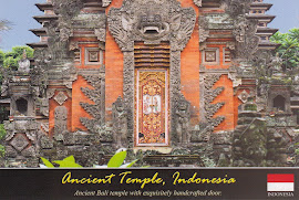 Hindu Ancient Temple, Bali