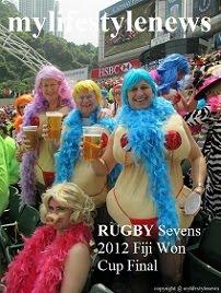 Hong Kong Rugby Sevens @ 2012
