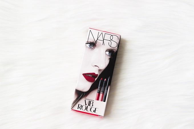 2015 Sephora Birthday Gift NARS VIB ROUGE
