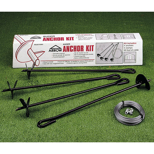 Shed Anchor Kit3